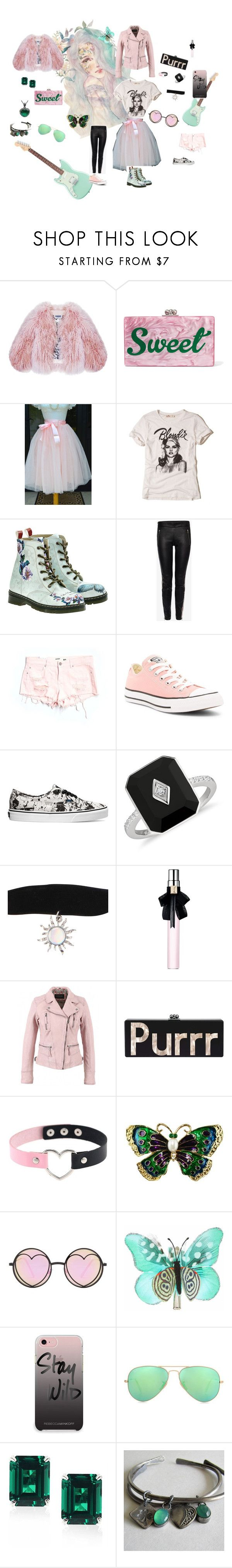 """If you cannot be the poet , Be the poem ."" by storme1369 ❤ liked on Polyvore featuring Florence Bridge, Edie Parker, Hollister Co., Alexander McQueen, Garage, Converse, Vans, Yves Saint Laurent, Betsey Johnson and Rebecca Minkoff"