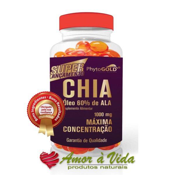 Óleo de chia em cápsulas - http://amoravida.pt/loja/oleo-chia-capsulas/