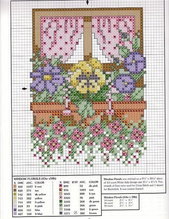 Gallery.ru / Photo # 10 - mini cross stitch - zebdok