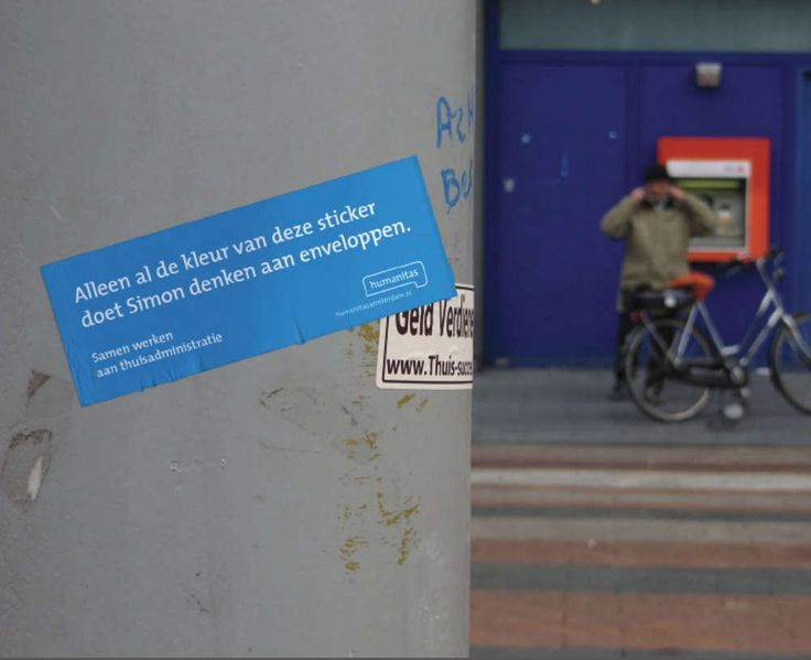 Campagne Humanitas Amsterdam - C-ROOTS
