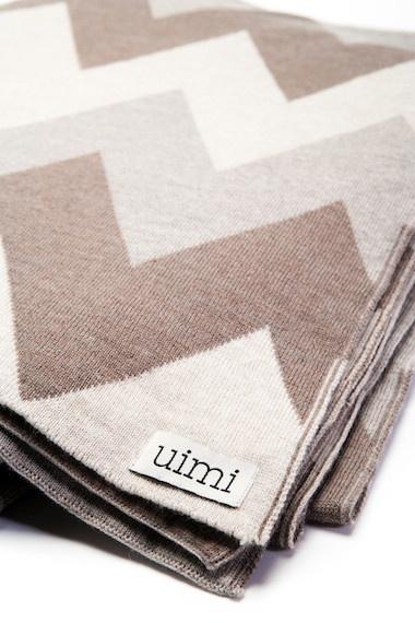 Sage Merino wool blanket