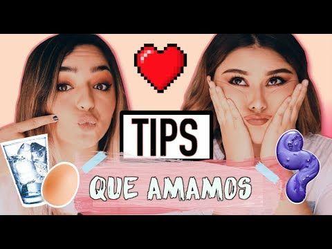 """15 TIPS QUE TIENES QUE SABER! - Calle y Poché - VER VÍDEO -> http://quehubocolombia.com/15-tips-que-tienes-que-saber-calle-y-poche    Suscríbete aquí!  Mira nuestro último video, aquí:  Link para descargar """"Clue"""" Gratis:  NUESTRAS REDES SOCIALES: Instagram: @calleypocheoficial @danielaacallee @pochosaurus Twitter: @calleypocheoffi @danielaacallee @pochosaurus Facebook: Calle y..."""