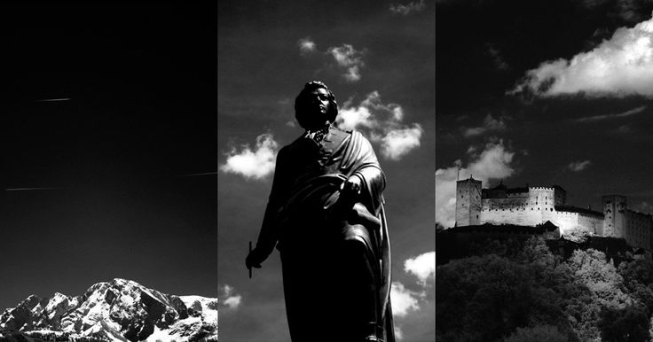 Mozart-Inspired Infrared Timelapse Shot with a Converted Sony a6300