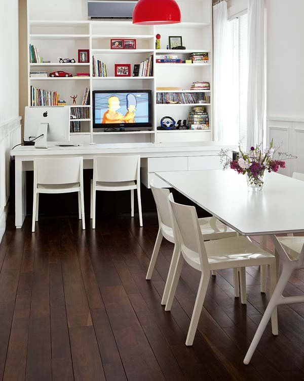 Brilliant Dining Room Office Ideas Cmo Renovar Una And Design