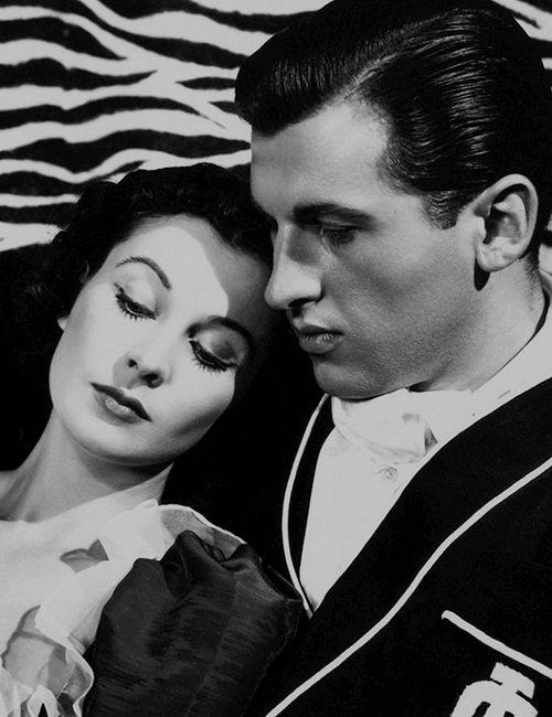 """divinevivienleigh: """" """"Vivien Leigh and Stewart Granger in Serena Blandish, 1938 """" """""""