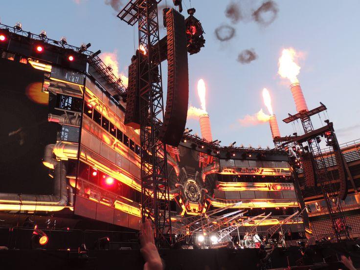 Foto di Quartarone Valentina - Muse The Second Law World Tour - Stadio Olimpico Torino 28/06/2013