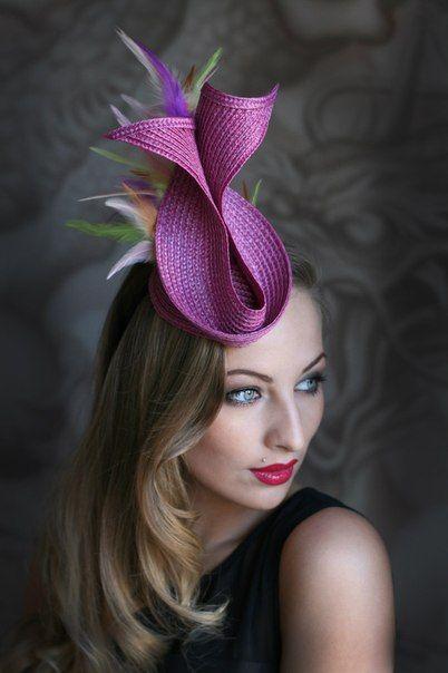 Роскошные шляпки от Анны Михайловой  #millinery #judithm #hats