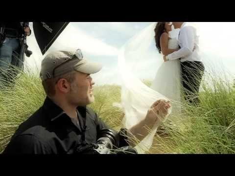 Brett Harkness - YouTube  Shoot bride & groom on the beach!!