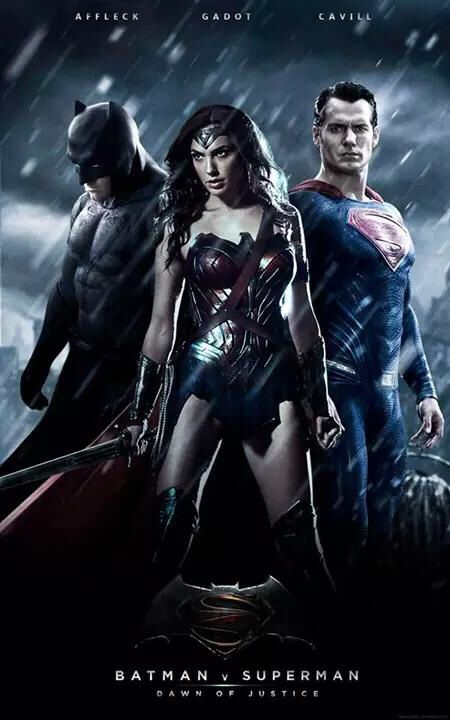 Batman vs Superman..