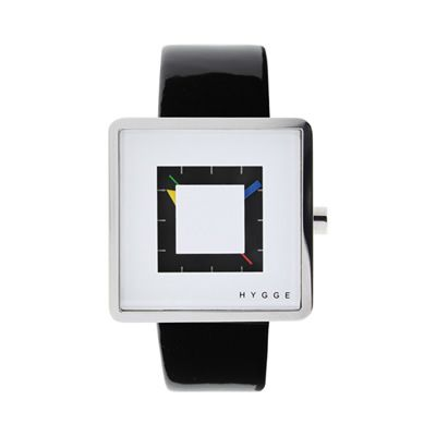 HYGGE ヒュッゲ ウォッチ 2089 SERIES WATCH LEATHER (White/MSL2089BK(WH)