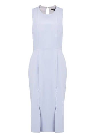 Whistles Tami Crepe Dress, $375; http://www.whistles.com/women/clothing/dresses/tami-crepe-dress.html?dwvar_tami-crepe-dress_color=Lilac