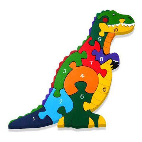 Number T-Rex