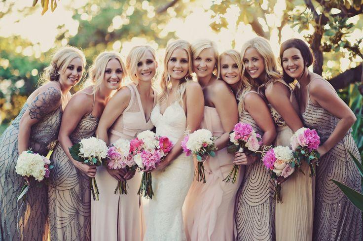 Vestiti sposa e damigelle anni '20 per un Matrimonio ispirato al Grande Gatsby | Great Gatsby Wedding inspiration dresses   http://theproposalwedding.blogspot.it/  #gatsby #matrimonio #ispirazione  #thegretgatby #wedding #inspiration #theme #roaringtwenties #20s #bridesmaids