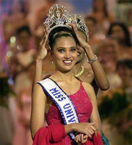 Lara Dutta Miss Universe 2000
