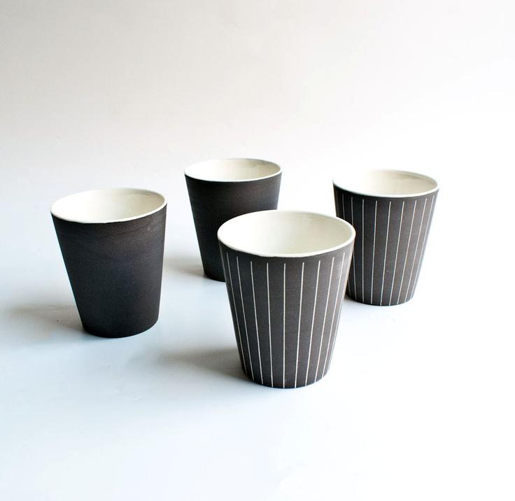 Pin by julia tuck on wonderful wonderful memories from japan pinter - Handleless coffee mugs ...