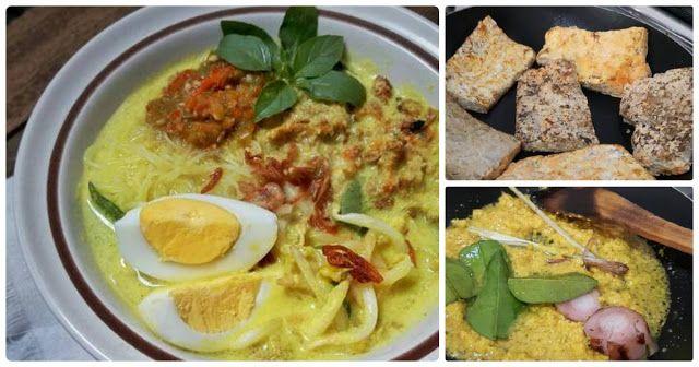 Resep Laksa Khas Bogor Enaknya Layak Buat Jualan Resep Spesial Resep Makanan Resep Masakan Indonesia