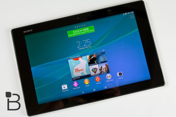 Sony Xperia Z2 Tablet Review: A Masterclass of Engineering | TechnoBuffalo