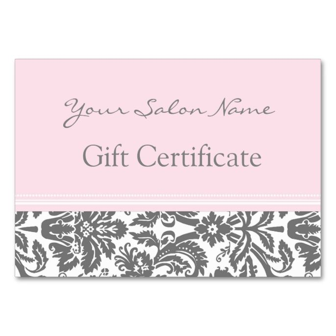 8 best Christmas \/ Holiday Gift Certificates images on Pinterest - make your own voucher