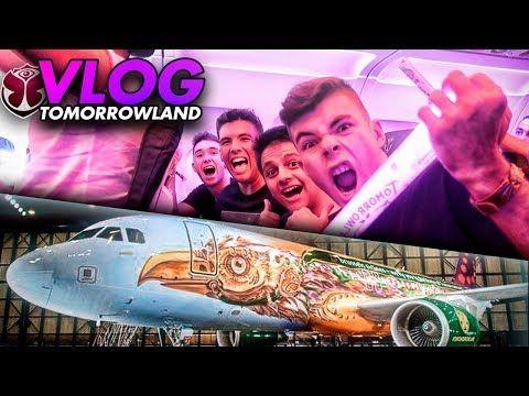MI PRIMERA FIESTA EN UN AVIÓN!! TOMORROWLAND con YOUTUBERS [Dualcoc] - VER VÍDEO -> http://quehubocolombia.com/mi-primera-fiesta-en-un-avion-tomorrowland-con-youtubers-dualcoc    Hoy os traigo mi primera fiesta en un avion en el vlog de tomorrowland con un monton de youtubers en tomorrowland 2017 ►Asi grabo mis gameplays: ►Instagram: ►Twitter: ►SQUAD: -Logan: -Shooter: -Tarifa: ►Miniaturero: ► Business: dualcoc@primetubers.com Créditos de vídeo a Popular on