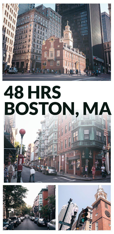 48 Hours in Boston 448 best Road