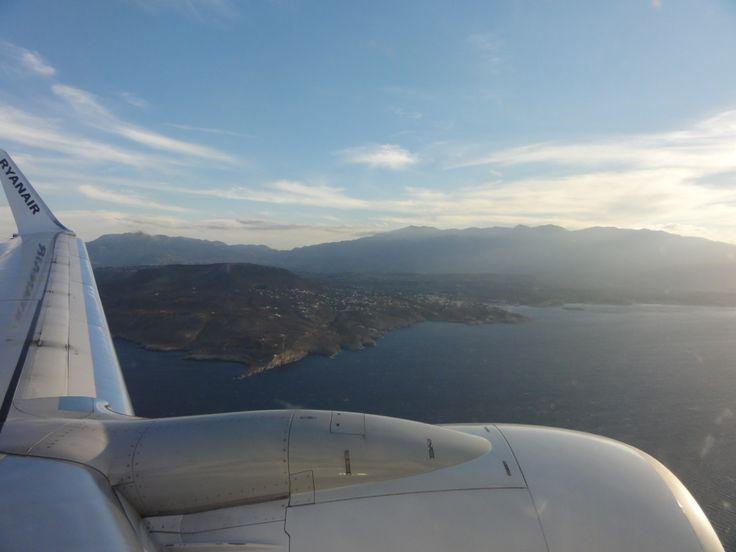 Schiereiland bij Chania, Kreta