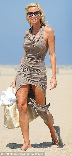 Real housewives camille grammer bikini exact