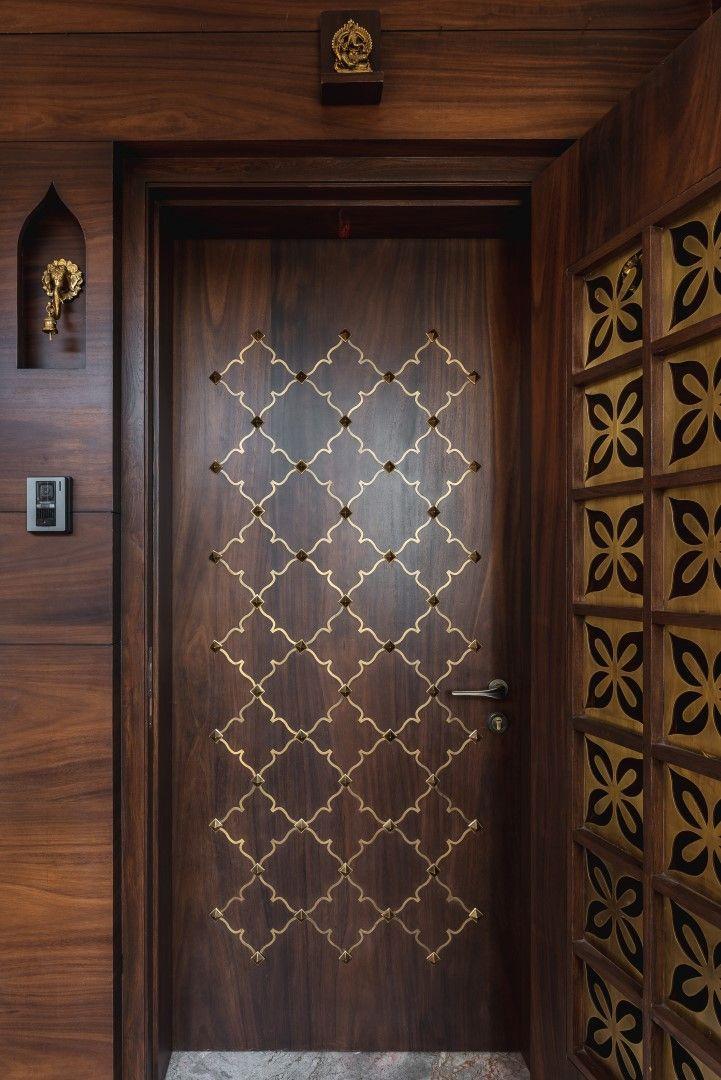 Modern Indian Bedroom Door Designs