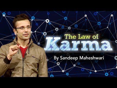 LAW OF KARMA by Sandeep Maheshwari (in Hindi)