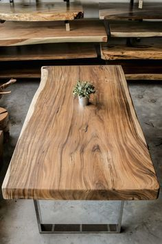 Came Across A Similar Suar Wood Table Like This Yesterday And We Fell Head  Over Heels For It Immediately. Suar Table Top X Herman Furniture Singapore