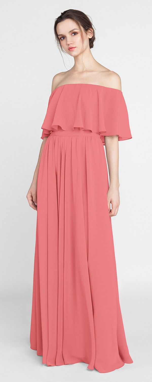 Mejores 334 imágenes de Bridesmaid Dresses en Pinterest | Damas de ...