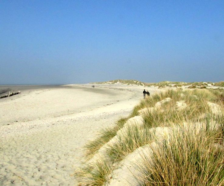 This is one of the most beautiful beaches East head at West Wittering West Sussex England.