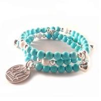 Andy & Molly - Day Wrap Bracelet - $70