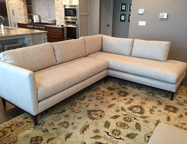 Manuel Canovas Upholstered Lee Industries Stratford Sectional | The Local  Vault | Living Room | Pinterest | Manuel Canovas, Lee Industries And  Mid Century ...