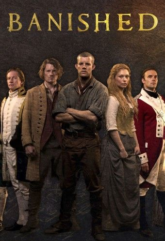 Banished - Jimmy McGovern. I liked this and probably would have loved it if it went to a second series. The BBC have decided not to do that which is a shame as McGovern carefully developed the characters over the course of six episodes and clearly left room for plot growth. Shame on you BBC2!