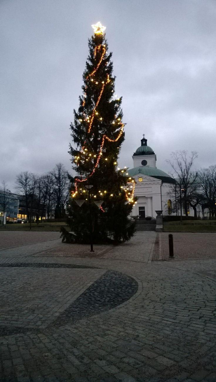 Hämeenlinna, tori 31.12.2013