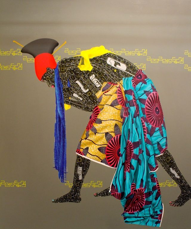 Contemporary ART: African Perspectives | African Prints in Fashion | Bloglovin'