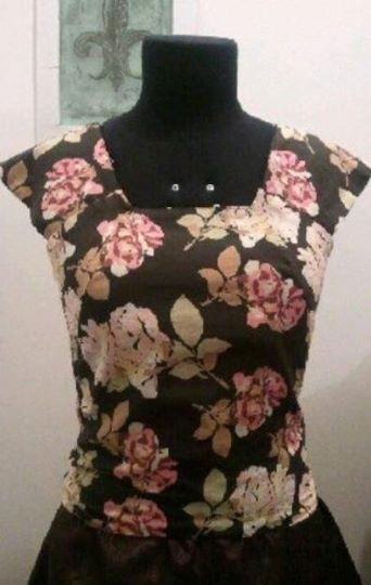 French Rose Top