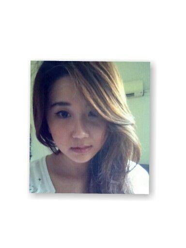 Winged eyeliner♡