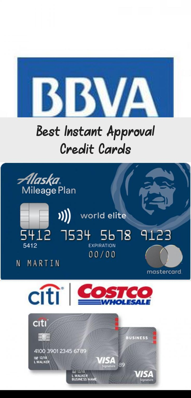 best instant approval credit cards in 2020 with images