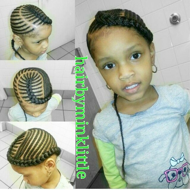 Protective Hairstyles For Kids Natural Hair