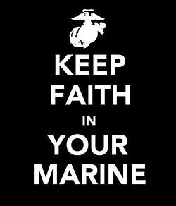 A US Marines Girl.