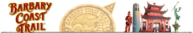 Barbary Coast Trail, a free walking tour and one of the most amazing ways to experience San Francisco.  3.8 miles long, with a cable car ride at the end (okay so you have to pay for the cable car ride if you decide to use it).