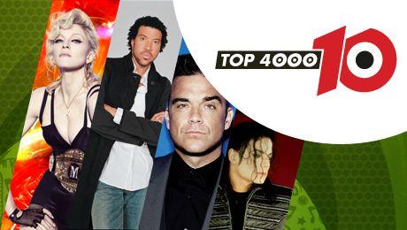 Bekijk de Top 4000 « Radio 10 – De Grootste Hits Aller Tijden!