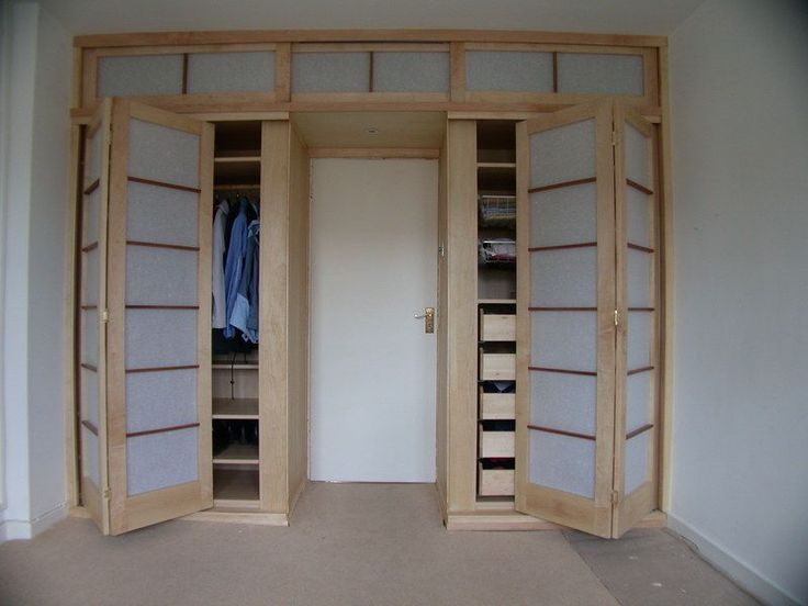 Della-Porta Design - Shoji Style Hinged Doors, Japanese Furniture