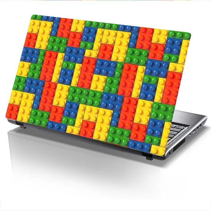 Laptop Cover LEGO by Sticky