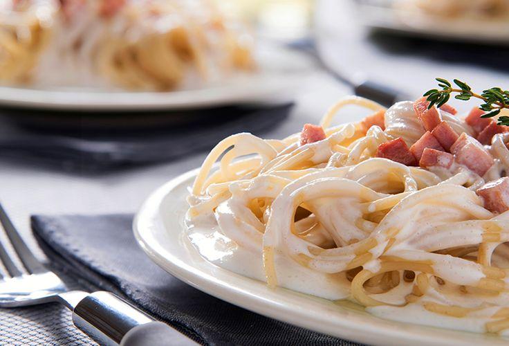 ¿Te te antoja preparar una deliciosa pasta? Prepara nuestra receta de Spaguetti Philadelphia®. ¡Tus platillos de ricos a deliciosos!