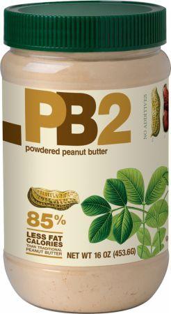 Lowest Fat Peanut Butter 80