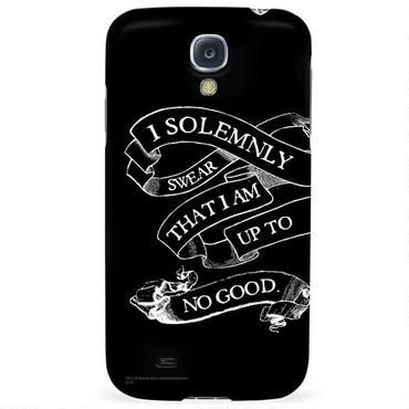 Harry Potter Solemnly Swear Black Phone Case for iPhone and Galaxy