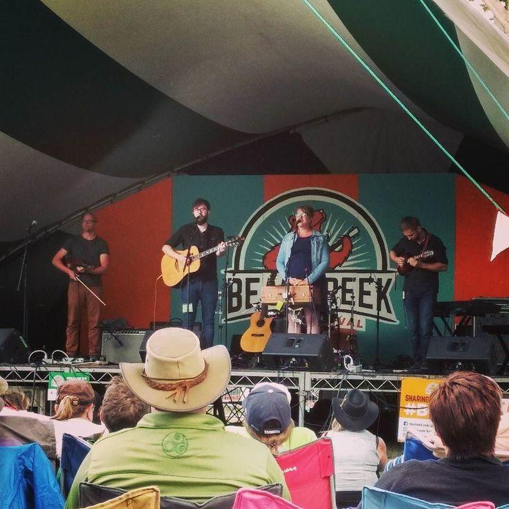 100 Mile House at Bear Creek Folk Festival!  #BCFF17 #BCFF #GPAB #ABProud #ABCulture