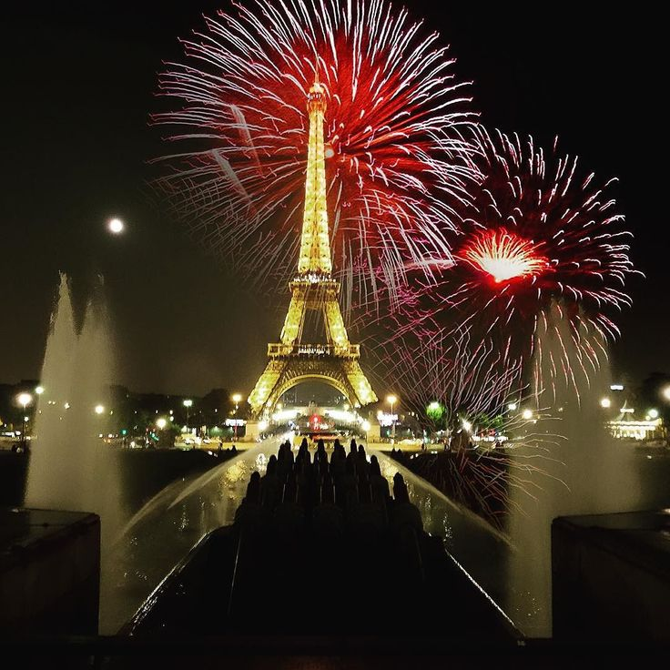 bastille day instagram